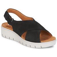 Shoes Women Sandals Clarks UN KARELY HAIL Black