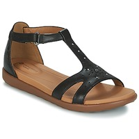 Shoes Women Sandals Clarks UN REISEL MARA Black