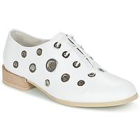 Shoes Women Derby shoes Café Noir IVET White