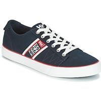 Shoes Men Low top trainers Helly Hansen SALT FLAG F-1 Blue