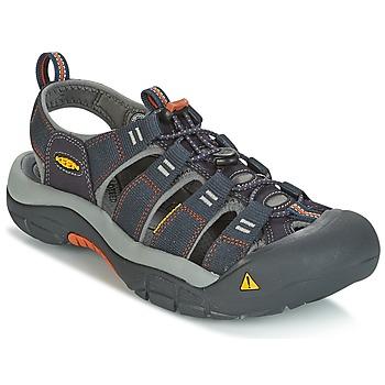 Shoes Men Sports sandals Keen NEWPORT H2 Grey