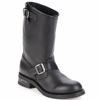 Shoes Men Mid boots Sendra boots OWEN Black
