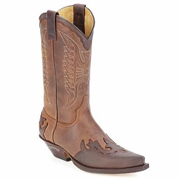 Shoes Boots Sendra boots DAVIS Brown