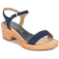 Shoes Women Sandals Unisa IRITA Marine