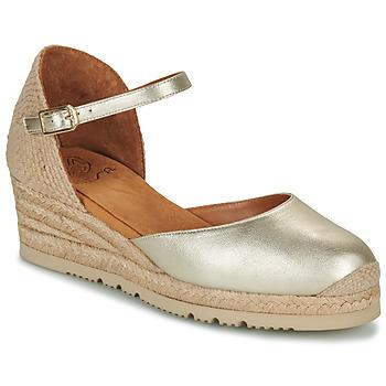 Shoes Women Sandals Unisa CISCA Gold