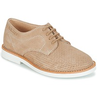 Shoes Boy Derby shoes Pablosky NOUFF Beige