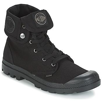 Shoes Men Mid boots Palladium BAGGY Black