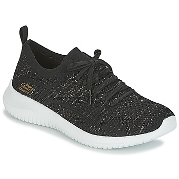 Shoes Women Fitness / Training Skechers ULTRA FLEX Black