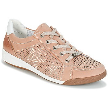 Shoes Women Low top trainers Ara ROM Pink