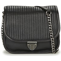 Bags Women Shoulder bags Ikks CAMERABOY QUILTED Black