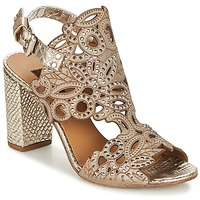 Shoes Women Sandals Mimmu 567J1A Gold