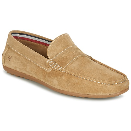 Shoes Men Loafers Casual Attitude IMOPO Beige