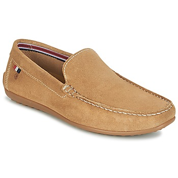 Shoes Men Loafers Casual Attitude JALAYARE Camel