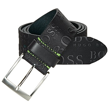 Clothes accessories Men Belts Hugo Boss Green TORIALO Marine