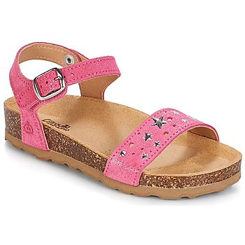 Shoes Girl Sandals Citrouille et Compagnie IHITO Pink