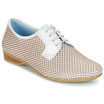 Shoes Women Derby shoes Dorking COMA Silver