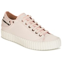 Shoes Women Low top trainers Diesel S-EXPOSURE CLC W Pink / Pale