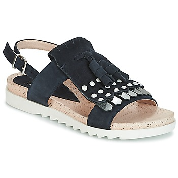 Shoes Women Sandals Elue par nous CHACAL Marine