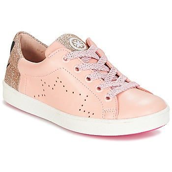 Shoes Girl Low top trainers Acebo's VEMULTIT Pink