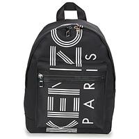 Bags Rucksacks Kenzo SPORT LOGOSMALL RUCKSACK Black