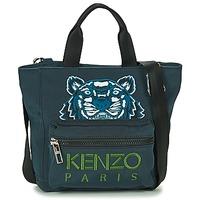 Bags Women Shopper bags Kenzo KANVAS TIGER MINI TOTE Grey
