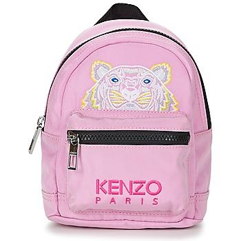 Bags Rucksacks Kenzo TIGER MINI RUCKSACK Pink