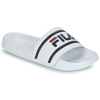 Shoes Men Tap-dancing Fila MORRO BAY SLIPPER White