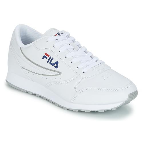 Shoes Women Low top trainers Fila ORBIT LOW WMN White