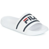 Shoes Women Tap-dancing Fila MORRO BAY SLIPPER WMN White