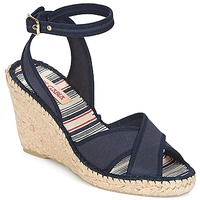 Shoes Women Sandals Pare Gabia KLINADA Marine