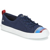 Shoes Women Low top trainers Sperry Top-Sider CREST VIBE BUOY STRIPE Marine