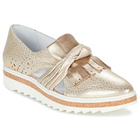 Shoes Women Loafers Regard RASTAFA Gold