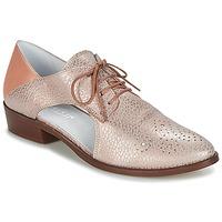 Shoes Women Derby shoes Regard RELAFU Pink