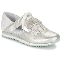 Shoes Women Ballerinas Regard RIZACA Platinum