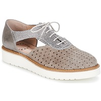 Shoes Women Derby shoes Muratti AMA Grey