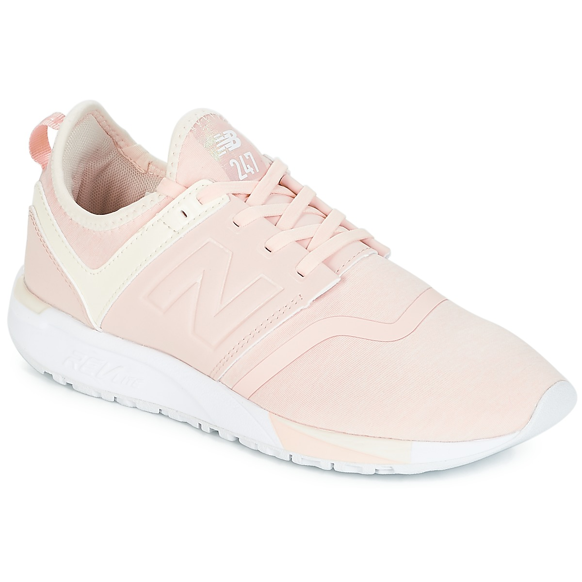 New Balance WRL247 Pink - Free delivery | Spartoo NET ! - Shoes ...