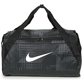 Bags Sports bags Nike BRASILIA SMALL Black / White