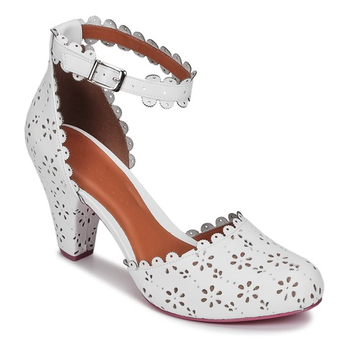 Shoes Women Court shoes Cristofoli OULALOU White