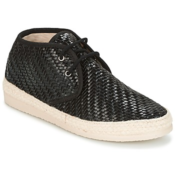 Shoes Women Espadrilles Ippon Vintage SMILE-DRESSCOD Black