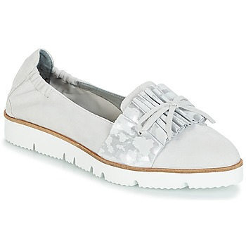 Shoes Women Loafers Mam'Zelle ASELIN Grey