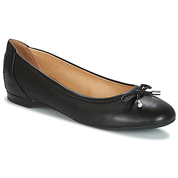Shoes Women Ballerinas Geox LAMULAY Black