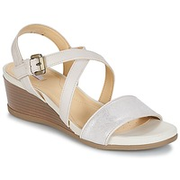 Shoes Women Sandals Geox MARYKARMEN A White