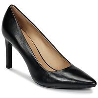 Shoes Women Court shoes Geox FAVIOLA C Black