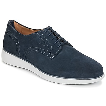Shoes Men Derby shoes Geox WINFRED A Marine