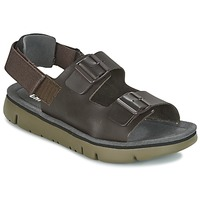 Shoes Men Sandals Camper ORUGA SANDAL Brown