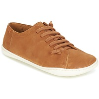 Shoes Women Derby shoes Camper PEU CAMI Tan
