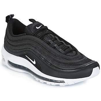 Shoes Men Low top trainers Nike AIR MAX 97 UL '17 Black / White