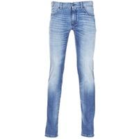 material Men slim jeans Sisley BURLUDU Blue / Medium