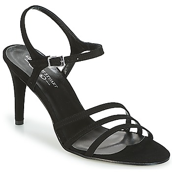 Shoes Women Sandals Elizabeth Stuart BAZA Black