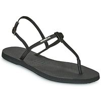 Shoes Women Sandals Havaianas YOU RIVIERA Black